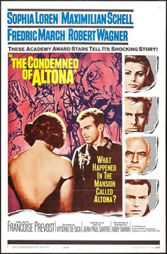 The Condemned of Altona - Italy/France (1962) Director: Vittorio De Sica (With English Subtitles)