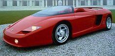 Ferrari Mythos Pininfarina Concept 1989