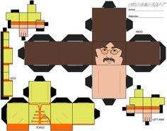 Cubeecraft The Beatles - Taringa!