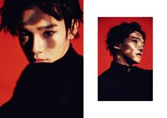 """EXO have revealed a new set of individual teaser images for """"Monster"""".Following their te…"""