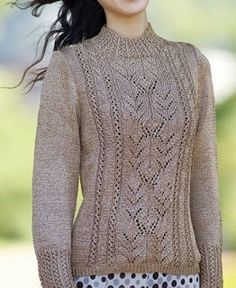 Free Knitting Patterns: Pullover