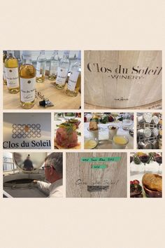 "Clos du Soleil makes some of the best organic wine in BC - notably their ""Saturn"" dessert wine, and ""Signature"" red blend.  Swing by when you're in the Similkameen Valley."