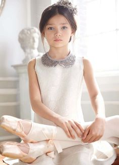 ALALOSHA: VOGUE ENFANTS: Monnalisa chic AW'13