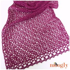 Fortune's Shawlette, and your requests, are the inspiration for Fortune's Wrap! While the Shawlette is small and dainty, looking lovely as a light summer layer on the shoulders or as a cozy cowl, Fortune's Wrap is oversize, cozy, crazy versatile… with a little bit of bling! Disclaimer: This post includes affiliate links. The bling on [...]