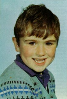 George Michael childhood photo  http://celebrity-childhood-photos.tumblr.com/