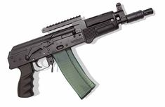 The FB Mini Beryl has a lot in common with the AKS-74U, including its weaknesses.