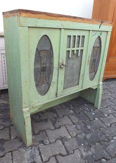 kuchenmobel um 1900 : Antiker Buffet K?chen Aufsatz Jugendstil zum Restaurieren Shabby Chic ...