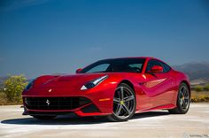 Charming 2016 Ferrari F12 Berlinetta Review and Specs - http://bestcars7.com/charming-2016-ferrari-f12-berlinetta-review-and-specs/