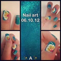Nail art 06.10.12