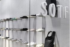 Best Sneaker Stores: These 10 Are Truly Worth Travelling to See Sneaker Stores, Best Sneakers, Visual Merchandising, Shoe Rack, Fit, Google, Room, Bedroom, Shape