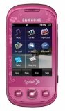 Samsung Seek M350 Phone, Pink (Sprint)
