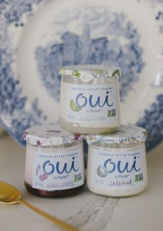 @OuibyYoplait is a French taste yogurt made with easy components impressed by way of Yoplait's conventional French recipe. #advert