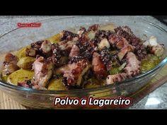 Receita de bacalhau à lagareiro com legumes by necasdevaladares - YouTube