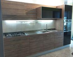 cucina mod. #arena line di #maistri su www.outletmobili-italia.it ... - Errebi Cucine