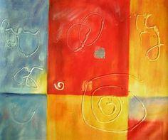 abstrakcia, moderné umenie, dekorácie interiéru, obraz do bytu