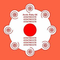 Arctic Ruby Oil- Eliminate belly fat ( Lloyd Mear Number by Rhoda Randhawa