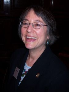 """via sarahemsley.com """"We really do inhabit the novels"""": An interview with Elaine Bander, President of JASNA Canada and Coordinator of the JASNA 2014 AGM, Mansfield Park in Montreal: http://sarahemsley.com/2013/10/02/an-interview-with-elaine-bander/"""