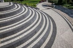 Paver Designs, Carrara, Stepping Stones, Patio, Outdoor Decor, Pavement, Stair Risers, Terrace