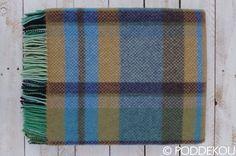 Merino kašmírová deka - viacfarebná | PODDEKOU
