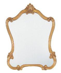 Walton Vanity Hall Mirror - 26W x 36H in. - Wall Mirrors at Hayneedle