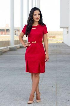 Vestido Evangélico Paola                                                                                                                                                                                 Más