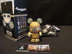 Zuckuss signed by Casey Jones Disney Parks Vinylmation Star Wars Series 4