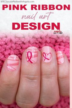 Do you need nail inspiration? Show your support for breast cancer awareness with Choose Hope, a pink ribbon nail art pattern. For the month of October 2020, the Color Street Foundation is pledging $200,000 to four organizations that fund awareness, research, and direct support programs for individuals and families affected by breast cancer. #breastcancerawareness #pinknails #choosehope #colorstreetfoundation
