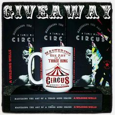 GIVEAWAY!  Loves ... get on your elephant and skip on over to my babes @kinkygirlsbookobsessions for this amazing giveaway! Gah!i love guys so much ! Thank you ! #Repost @kinkygirlsbookobsessions  ..) .) (. (.GIVEAWAY SIGNED PAPERBACK ARC of Mastering the art of a three ring circus & an A Wilding Wells KGs mug! . . . Mastering The Art Of A Three Ring Circus This is the second book in The Wild Things series. Perhaps some promises should be broken.  Theophile The price of freedom was as simple…