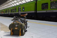 Traveling to Ireland with Brompton fold up bike by Lovely Bicycle!, via Flickr