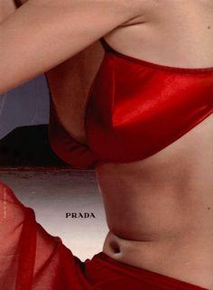 F/W 98. #prada