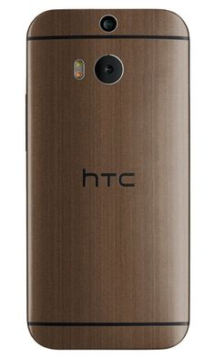 Change up the look of your new HTC One (m8) with a Copper Metal Series Slickwrap available now at www.slickwraps.com!