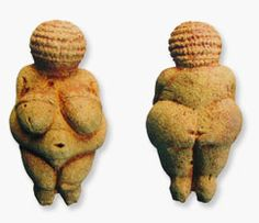 Actual Venus of Willendorf | COMER COMO UN CAVERNÍCOLA