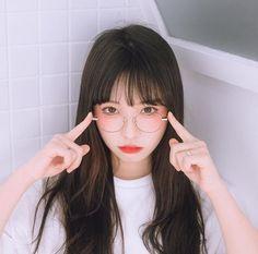 #Ulzzang #Hairstyle #Korean #얼짱 I #Akiwarinda