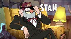 Grunkle Stan Gravity Falls Main Title Theme/Gallery - Gravity Falls Wiki