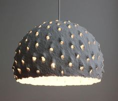 This article is not available- Dieser Artikel ist nicht verfügbar Paper mache pendant lamp – recycled paper lampshade – white paper pulp light – ceiling lamp – hanging lamp – eco friendly light - Paper Lampshade, Lampshades, Suspension Diy Luminaire, Hanging Lights, Solar Lights, Luminaria Diy, Raku Pottery, Eco Friendly Paper, Ceiling Lamp