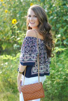 Southern Curls & Pearls: Sunflower Fields