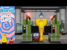 [Official] Manners for Korean Subway - Special Videos by Animation LARVA - YouTube