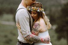 Intimate Wedding in the Colorado Rockies: Krista + Addison | Green Wedding Shoes Wedding Blog | Wedding Trends for Stylish + Creative Brides