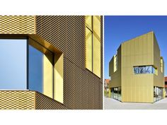 PANNEAU ET PLAQUE MÉTALLIQUES POUR FAÇADE KME DESIGN BY KME ITALY S.P.A. - ARCHITECTURAL SOLUTIONS: