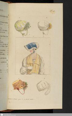 437 - Abschnitt - Journal des Luxus und der Moden - Seite - Digitale Sammlungen - Digitale Sammlungen