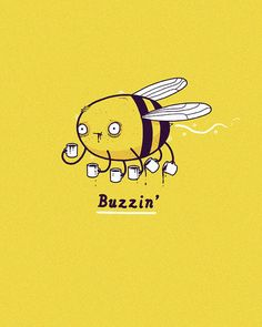 Buzzin by randyotter, via Flickr                                                                                                               Buzzin             by        randyotter      on        Flickr
