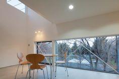 White Collage   Keikichi Yamauchi architect and associates; Photo: Koji Sakai   Archinect