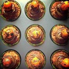 Prawie Perfekcyjna Pani Domu: Muffiny do święconki