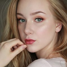 Sweet Peach Makeup Tutorial - Makeup Geek