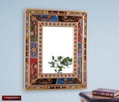 45 Best Mirrors Images Peru Turkey Craft