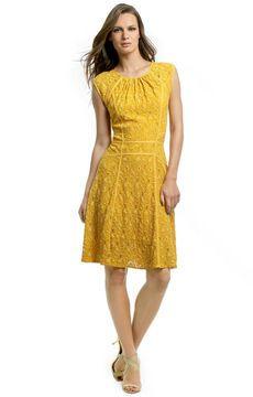 712353f8c60 BCBGMAXAZRIA Countryside Sunrise Dress - ShopStyle