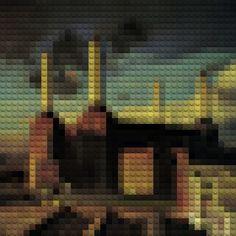 Animals // Pink Floyd // in LEGO
