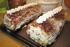 Zapraszam na pyszną roladę bez pieczenia, do zrobienia w 15 minut. Smakuje jak tiramisu, ale jest bez jajek. Bardzo polecam, jest leciutka, nie za słodka i na prawdę przepyszna. Tiramisu, Ethnic Recipes, Tiramisu Cake