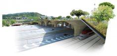 Proyecto 'e(CO)stratègia' de Sau Taller d'Arquitectura busca tejer los flujos biológicos y urbanos de Barcelona