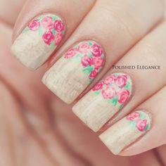 polishedelegance #nail #nails #nailart